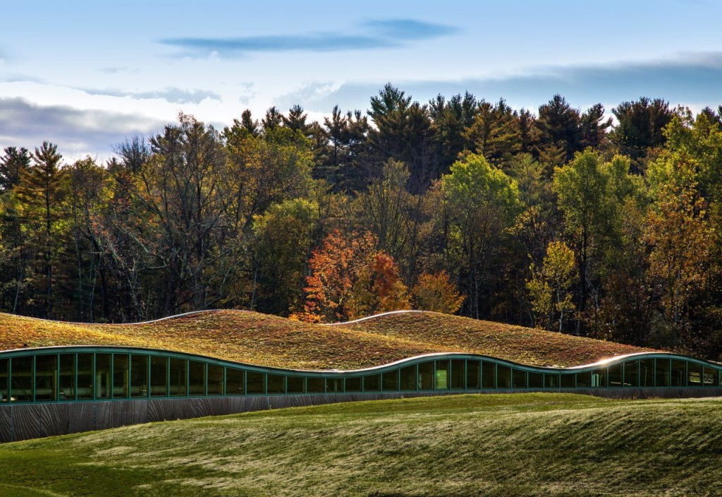 2012DS37 Hotchkiss School Heating Plant, Hotchkiss School, Lakeville CT, Architect: Centerbrook Architects